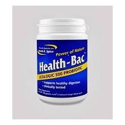 HealthBac 100g (multi-strain probiotic powder)