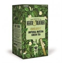 Imperial Matcha Green Tea 20's