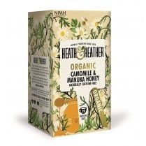 Organic Camomile with Manuka Honey 20's