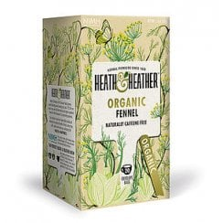 Organic Fennel Tea 20's