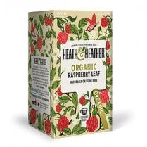 Organic Raspberry Leaf Tea 20's