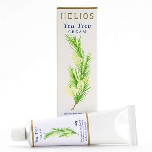 Helios Tea Tree Cream 30g Tube