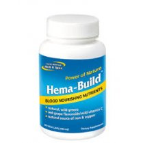 Hema-Build 90's (natural iron supplement)