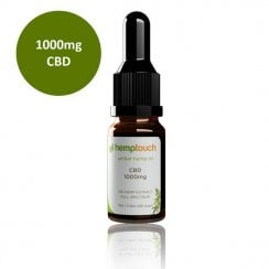 CBD Oil 10% (1000mg) 10ml
