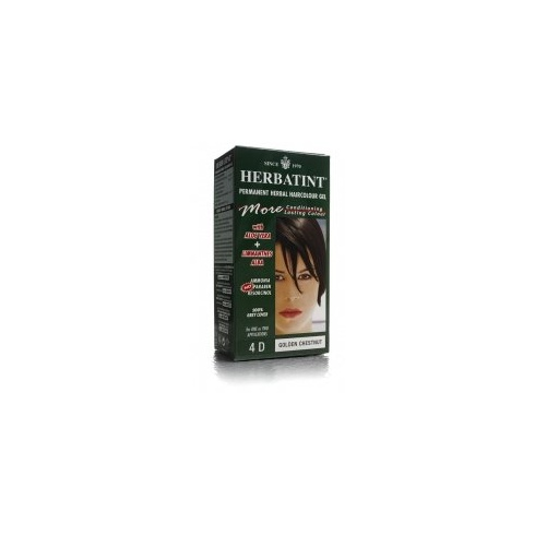 Herbatint Hair Dye 4D Golden Chestnut