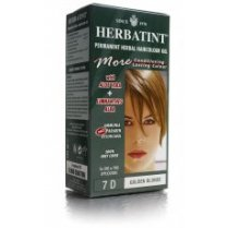 Herbatint Hair Dye Golden Blonde 7D