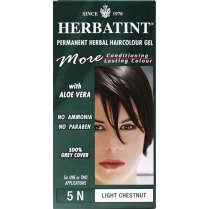 Herbatint Hair Dye Light Chestnut 5N