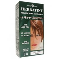Herbatint Hair Dye Light Copper Blonde 8R