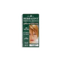 Herbatint Hair Dye Light Golden Blonde 8D