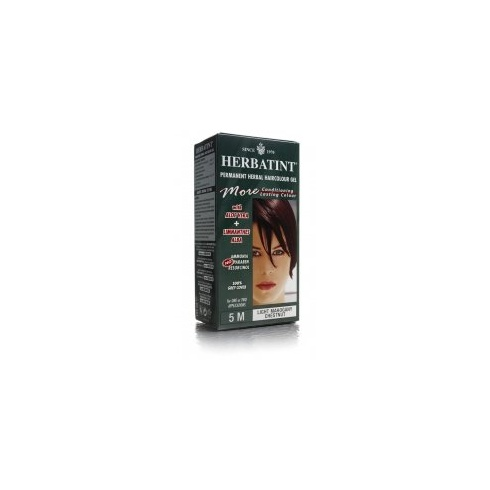 Herbatint Hair Dye Light Mahogany Chestnut 5M