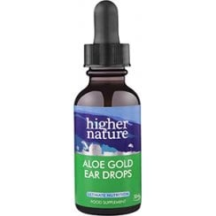 Aloe Gold Ear Drops 30ml