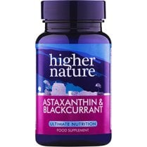 Astaxanthin and Blackcurrant 30's