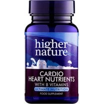 Cardio Heart Nutrients 120's