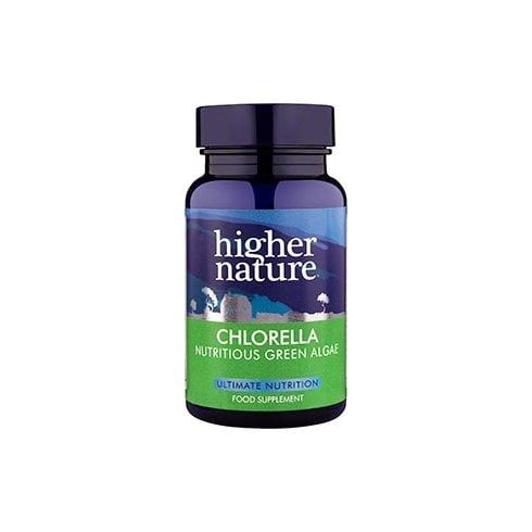 Higher Nature Chlorella 180's (Currently Unavailable)