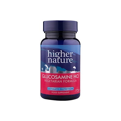 Higher Nature Glucosamine HCL Vegetarian Formula 180's