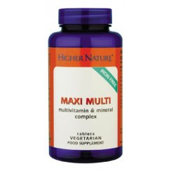 Higher Nature Maxi Multi Tablets - 90