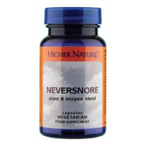 Higher Nature Never Snore Capsules - 90