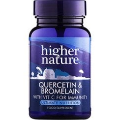 Quercetin and Bromelain 60's