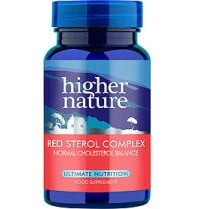 Red Sterol Complex 30's