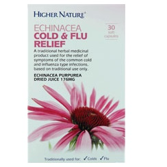Echinacea Cold & Flu Relief 30's