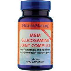 MSM Glucosamine Joint Complex 30's