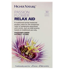 Passionflower Relax Aid 30's