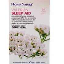 Valerian Sleep Aid 30's