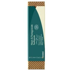 Neem & Pomegranate Toothpaste 150g
