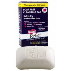 Hope's Relief Soap Free Cleansing Bar 110g