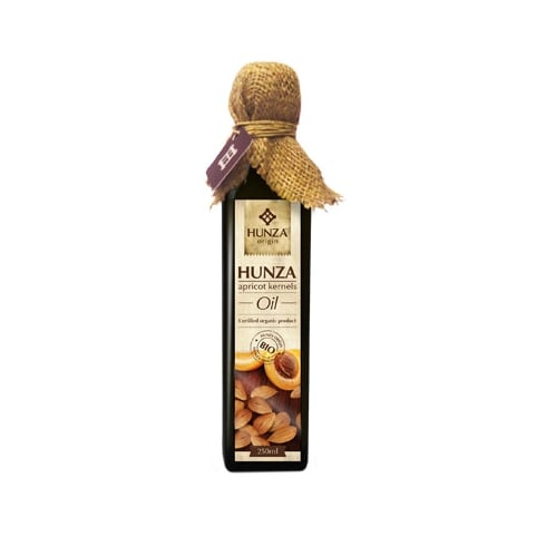 Hunza Origin Apricot Kernels Oil 250ml (Currently Unavailable)