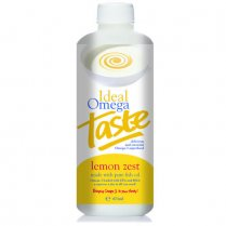 Ideal Omega Taste Lemon Zest