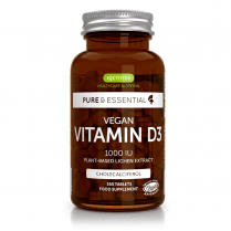 Pure Essentials Vegan Vitamin D3 365's