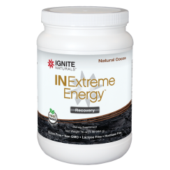 IN Extreme Energy Natural Cocoa 454g