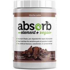 Imix Nutrition Absorb Element+ Vegan Mocha Latte - 1 kg