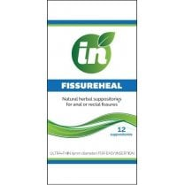 Imix Nutrition FissureHeal Suppositories – Box of 12