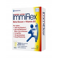 Immiflex Effervescent 20 tablets