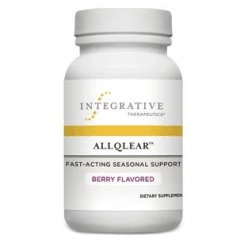 AllQlear (Berry Flavour) - 60 Chewable Tablets Currently Unavailable
