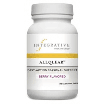 AllQlear (Berry Flavour) - 60 Chewable Tablets
