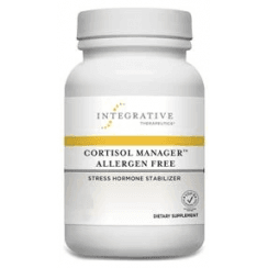 Cortisol Manager (Allergen-Free) - 90 Capsules