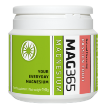MAG 365 Passion Fruit Flavour 150g