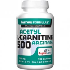 ALCA 500 (Acetyl-L-Carnitine Arginate) 100's
