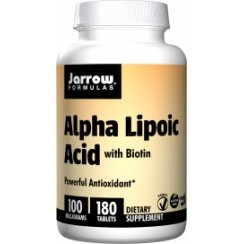 Alpha Lipoic Acid 100mg 180's