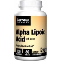 Alpha Lipoic Acid 100mg 60's