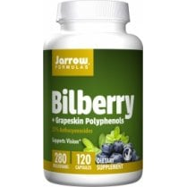 Bilberry Grapeskin 80mg/200mg 120's