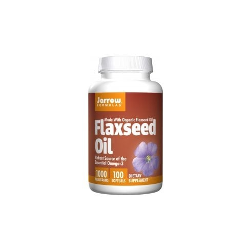Jarrow Formulas Flaxseed Oil 100's