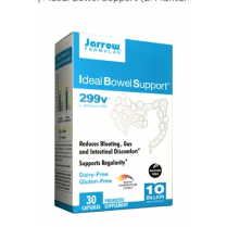 Ideal Bowel Support (L. Plantarum 299v) - 30 Capsules
