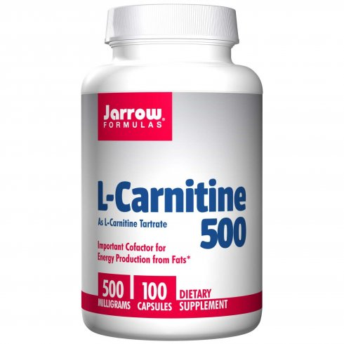 Jarrow Formulas L-Carnitine 500mg 100's