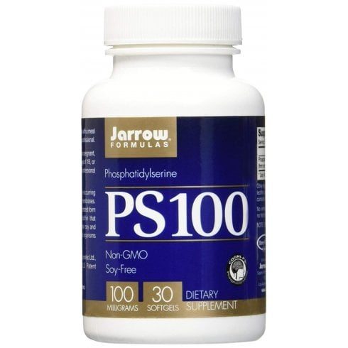 Jarrow Formulas PS100 Softgel 60's