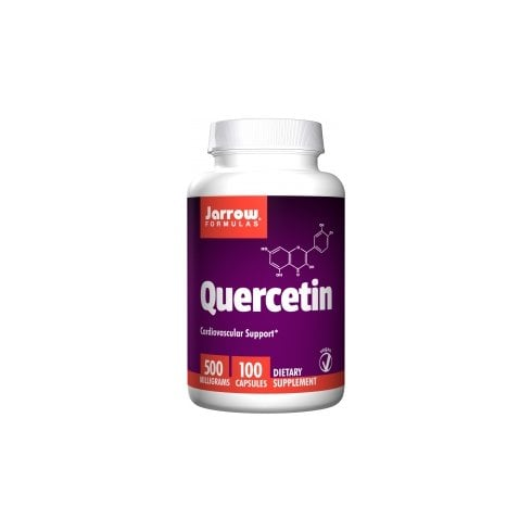 Jarrow Formulas Quercetin 500mg 100's (Currently Unavailable)