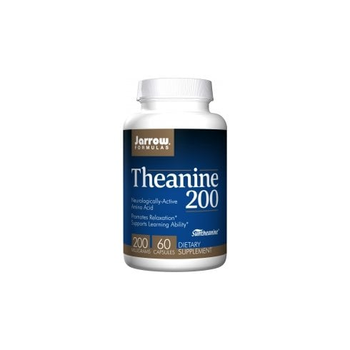 Jarrow Formulas Theanine 200 60's (Currently Unavailable)